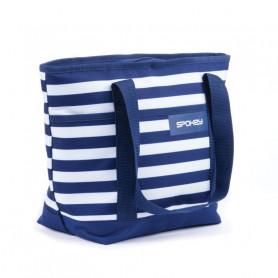 Námořnická plážová termo taška Spokey Acapulco Blue 39 x 15 x 27 cm