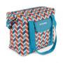 Retro plážová termo taška Spokey San Remo 52 x 20 x 40 cm