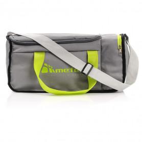 Sportovní taška přes rameno Meteor Renno 43 x 25 x 19 cm / 20L / Grey/Green