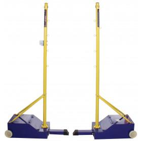 Mobilní badmintonové sloupky Merco BS-10