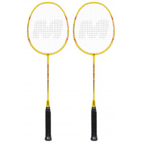 Badmintonová raketa Merco Exel set 2 ks