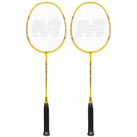 Badmintonová raketa Merco Exel set 2 ks