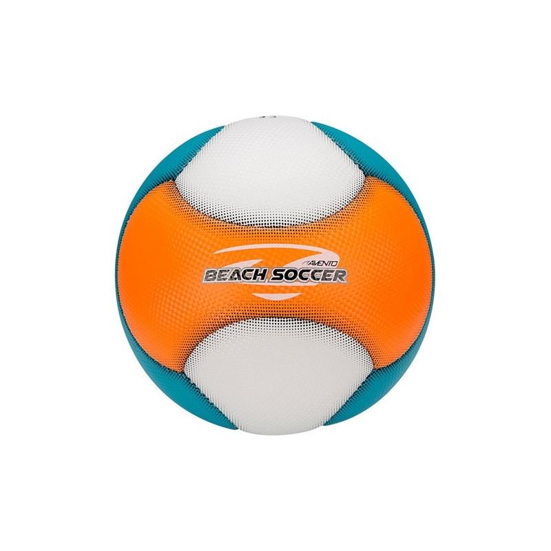 Míč na plážový fotbal Avento Soft Touch Orange