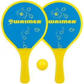 Pálky na plážový tenis Waimea Blue