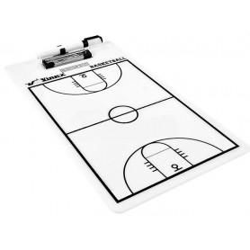 Basketbalová trenérská tabule Vinex VCCBE-B916