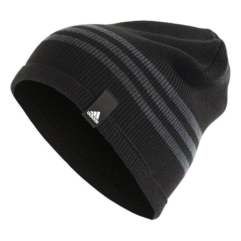 Zimní čepice Adidas Beanie Tiro15 Black - ŽijemeSportem.cz 891090ce43
