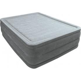 Nafukovací postel Intex Comfort Plush Queen 152 x 203 x 56 cm