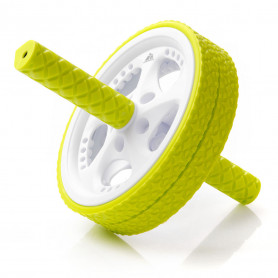 Posilovací kolečko Meteor Yellow