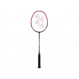 Badmintonová raketa Nanoray 10 F Black/Red