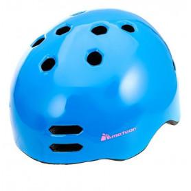 Cyklistická přilba Meteor MTV18 Light Blue