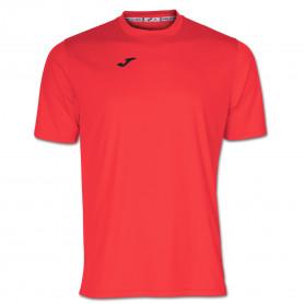 Pánské tričko Joma Combi Coral Fluor S/S