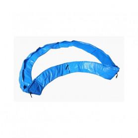 Molitanový kryt pružin Ramiz Blue na trampolínu 244 cm