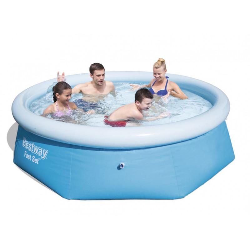 Prstencový bazén Bestway Fast 244 x 66 cm