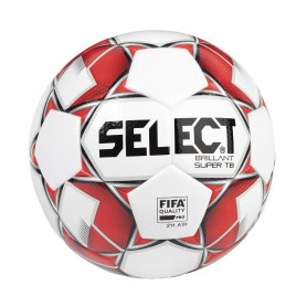 Fotbalový míč Select FB Brillant Super TB bílo červená