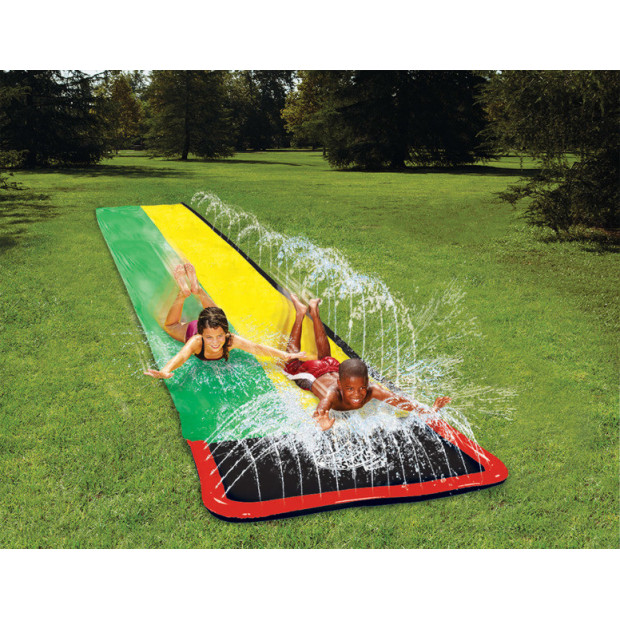 Zahradní skluzavka Wham-O Wave Rider Double XL 610 cm