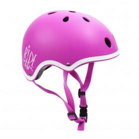 Freestyle přilba SMJ Sport Ride F501 Pink
