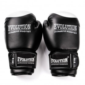Boxerské rukavice Evolution Professional RB21 12 oz Black