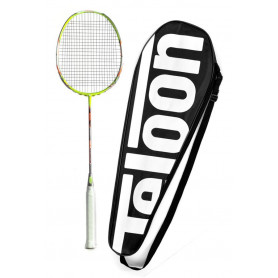 Badmintonová raketa TELOON Blast TL500 Yellow 89g 22Lbs