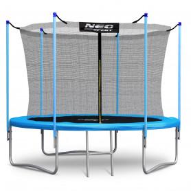 Zahradní trampolína Neo Sport 252 cm + ochranná síť + žebřík