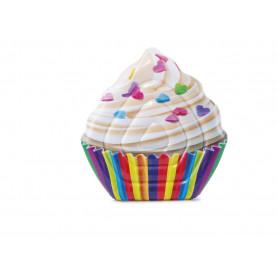 Nafukovací lehátko Intex Cupcake 178 x 85 cm