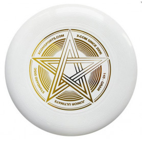Frisbee X-Com Love Ultimate Yellow UT175