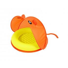 Nafukovací bazének se stříškou Bestway Orange 97 cm