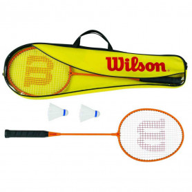 Badmintonový set Wilson Gear Kit Yellow
