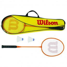 Badmintonový set Wilson Gear Kit Yellow