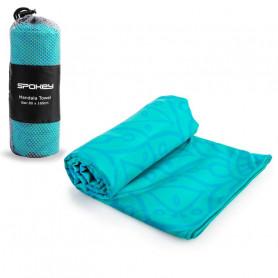 Rychleschnoucí plážový ručník Spokey Mandala 80 x 160 cm