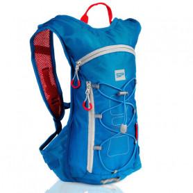 Cyklistický a běžecký batoh Spokey Fuji 3l modrý