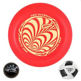 Letní set Wham-O Pack3 - frisbee + hakysák + superball
