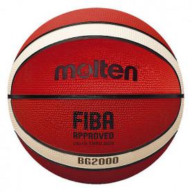 Basketbalový míč Molten B6G2000