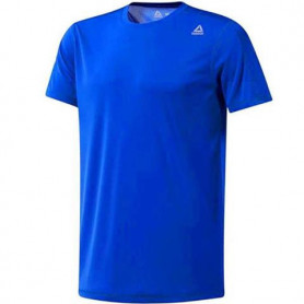 Tričko Reebok Workout Tech Top DU2134 Blue