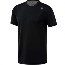 Tričko Reebok Workout Tech Top DU2183 Black
