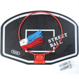 Basketbalová deska Kimet Street Ball 60 x 40 cm včetně obruče a síťky