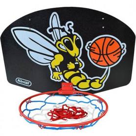 Basketbalová deska Little Kimet Osa 60 x 40 cm včetně obruče a síťky