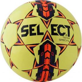 Fotbalový míč Select Team Special 5 13939 žluto-oranžová-fialová