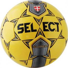 Fotbalový míč Select Super 5 13940 žlutá-šedá