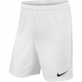 Kraťasy Nike Park II Knit Short NB White 725887 100