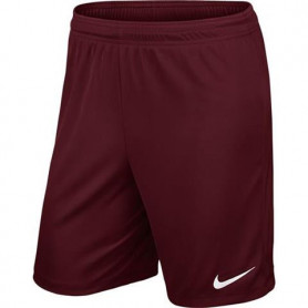Kraťasy Nike Park II Knit Short NB Wine 725887 677