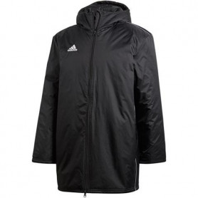 Pánská bunda Adidas Core 18 Stadium Black CE9057