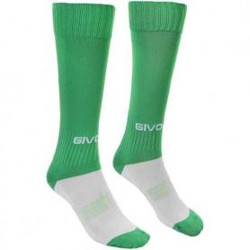 Fotbalové štulpny Givova Calcio zelené C001 0013