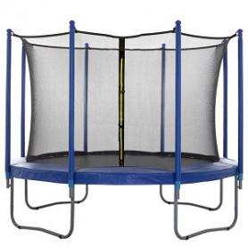 Vnitřní síť Springos na trampolíny 180 cm / 6 tyčí