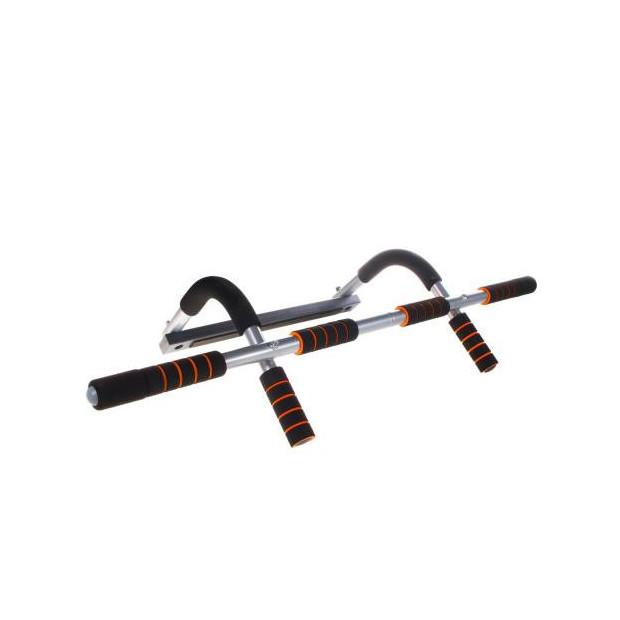 Samovzpěrná závěsná hrazda Springos FA0012 / 100 kg100 cm / 200 kg