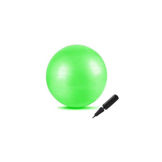 Gymnastický míč Springos  FB0002 65 cm zelený
