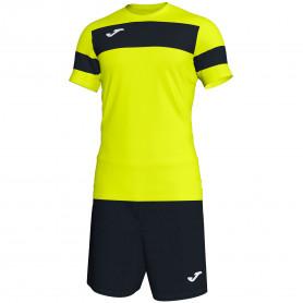 Sada dres a trenýrky Joma Academy II Set fluor žluto-černá 101349.061