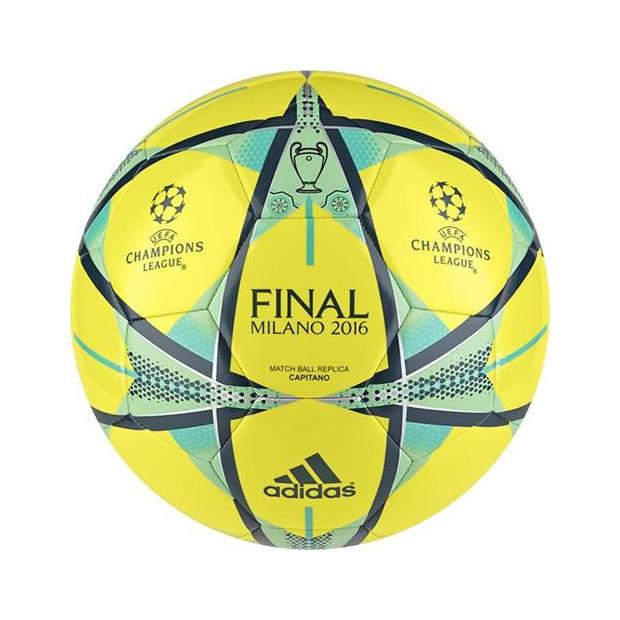 Fotbalový míč Adidas Finale Milano Capitano AC5491 velikost 5
