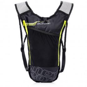 Cyklistický batoh Meteor Trivor 4l černý
