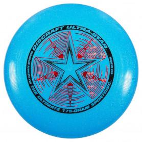 Létajicí talíř Frisbee Discraft Blue Sparkle USBS 175g