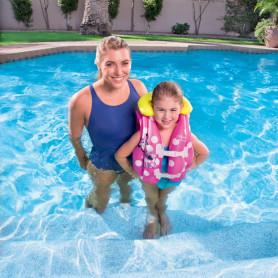 Dětská plovací vesta Bestway Minnie 51 x 46 cm